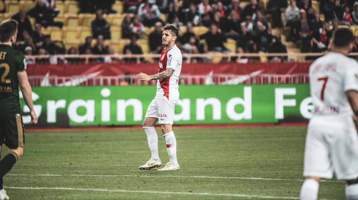 Fin de temporada para Stevan Jovetic
