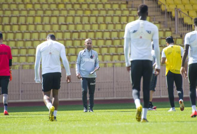 Le Zap' Déclas avant PSG — AS Monaco