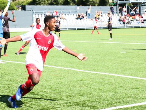 U17 : AS Monaco 1-0 Nîmes Olympique