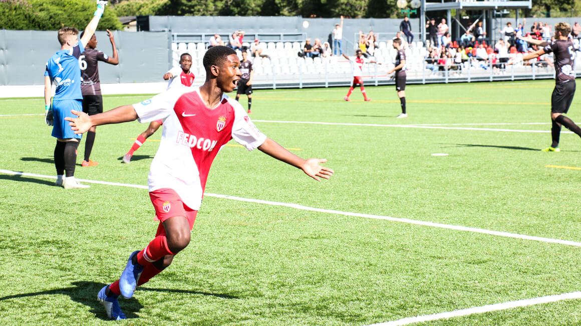 U17 : AS Monaco 1-0 Nîmes Olympique