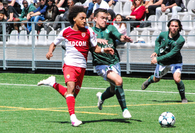 U19 : AS Monaco 2-0 AS Saint-Etienne