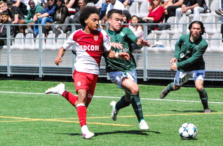 U19 : AS Monaco 2-0 AS Saint-Etienne