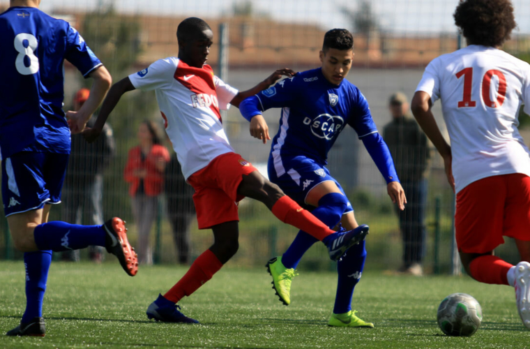 U19 : Victoire 5-1 à Bastia