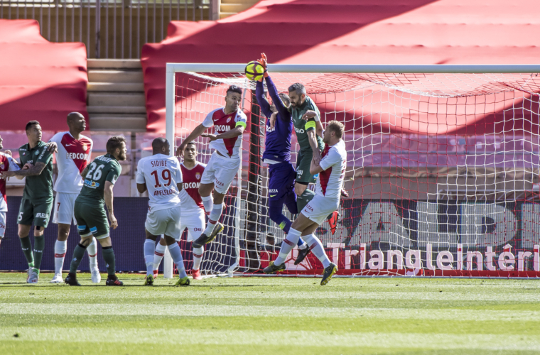 HIGHLIGHTS : AS Monaco 2-3 ASSE