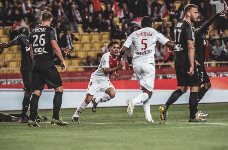Report: AS Monaco 2-0 Amiens