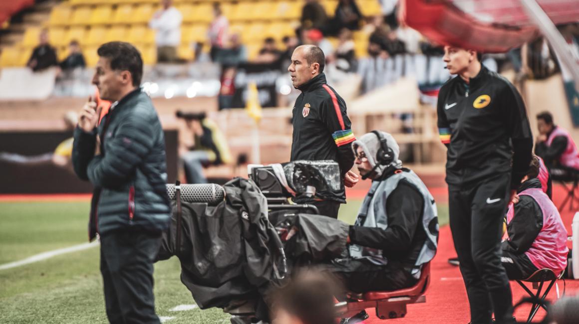 "Leonardo Jardim: ""The team responded on the field"""