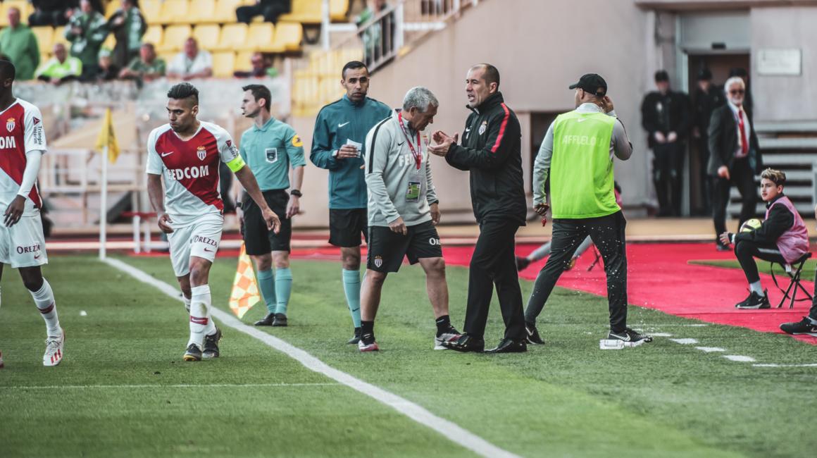 """Leonardo Jardim : """"Se concentrer sur les trois derniers matchs"""""""