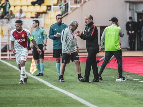 """Leonardo Jardim: """"Concentración en los tres últimos partidos"""""""