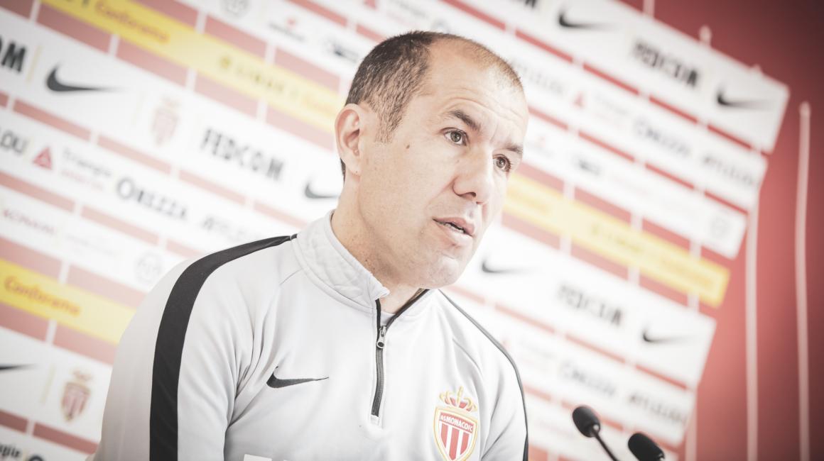 "Leonardo Jardim : ""Mettre de l'impact dans le match"""