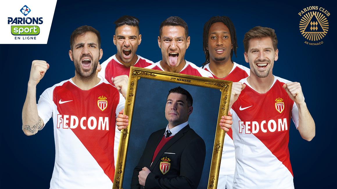 Entrez dans la légende de l'AS Monaco sans entrer sur le terrain