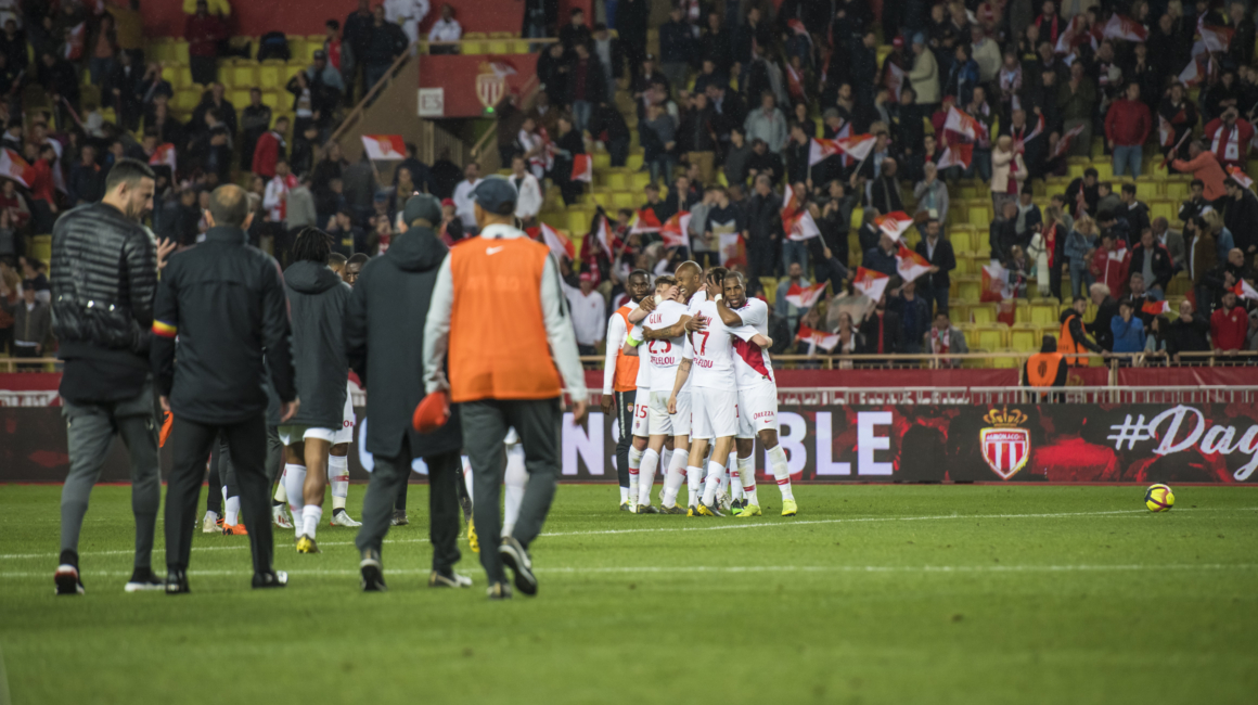 AS Monaco – Amiens (2-0), le film du match