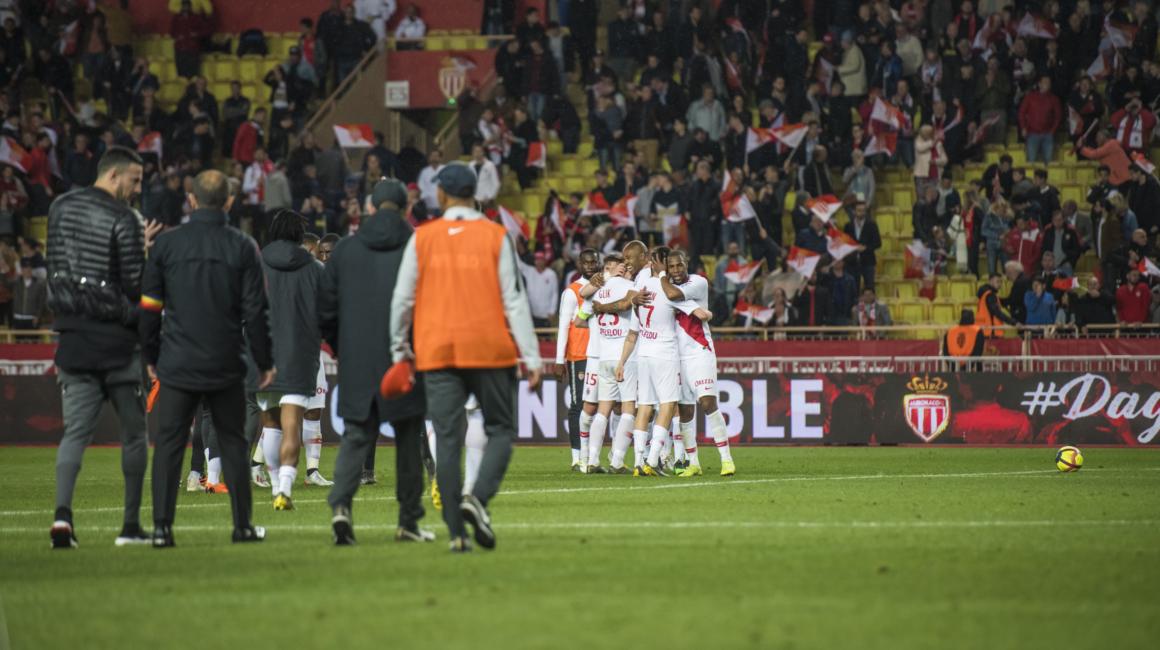 AS Monaco – Amiens (2-0), le film du match