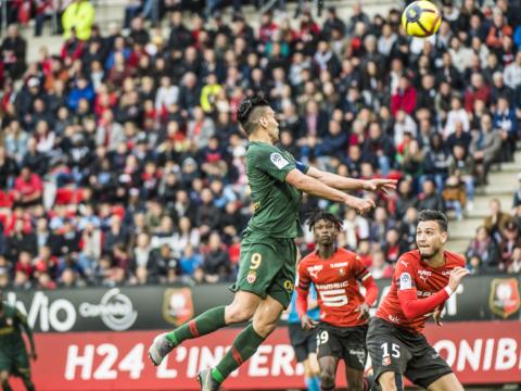 Rennes - AS Monaco (2-2)