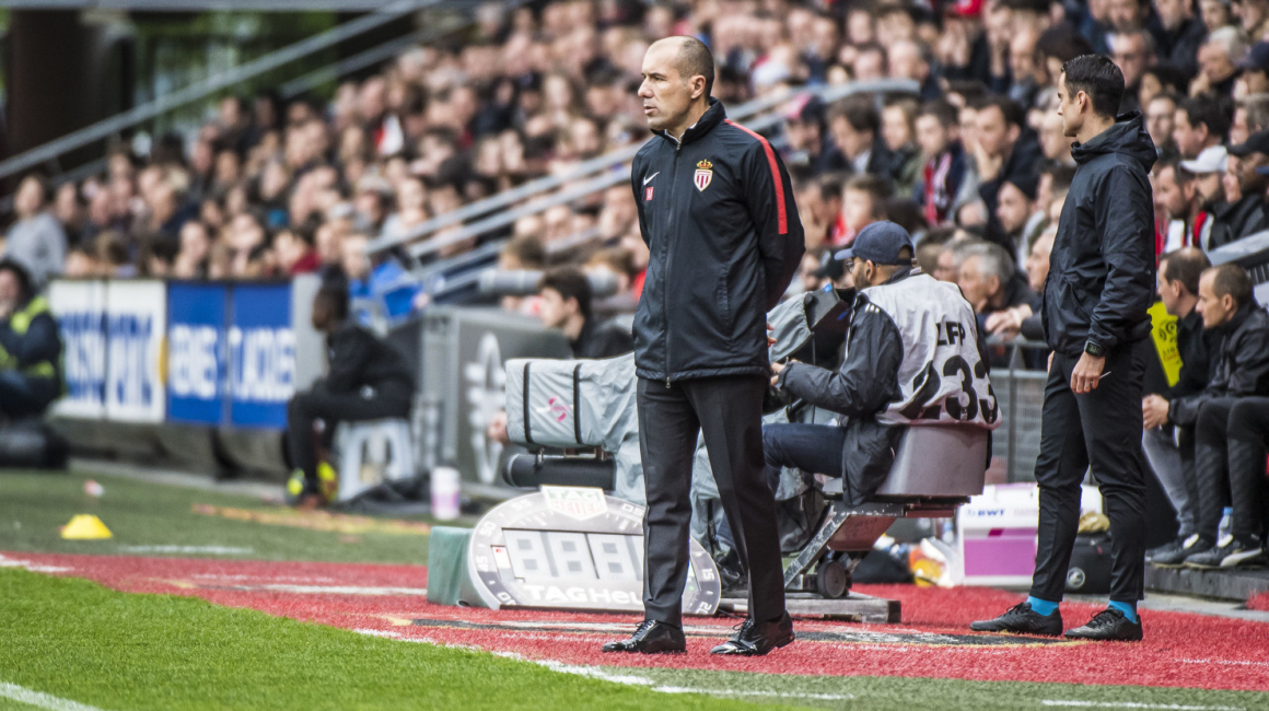 "Leonardo Jardim: ""A very important point"""