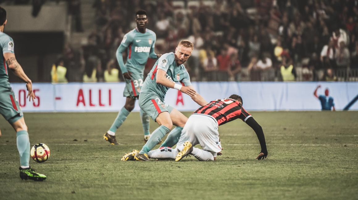 Report: OGC Nice 2-0 AS Monaco