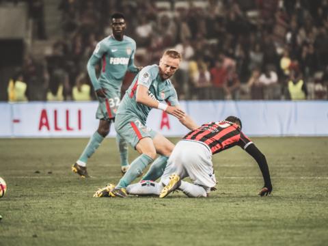 Crónica del partido: OGC Nice 2-0 AS Monaco