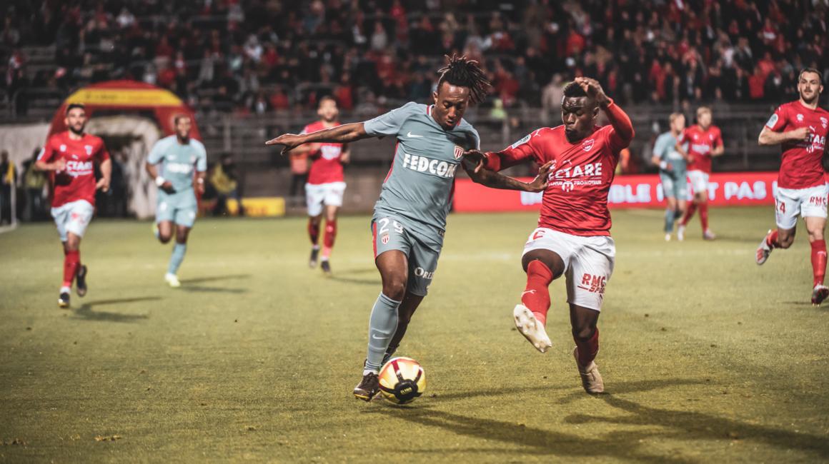 Crónica del partido: Nîmes 1-0 AS Monaco