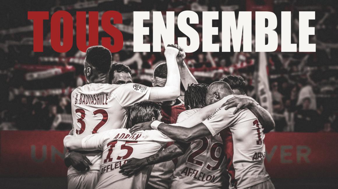 Tous ensemble à Nîmes !