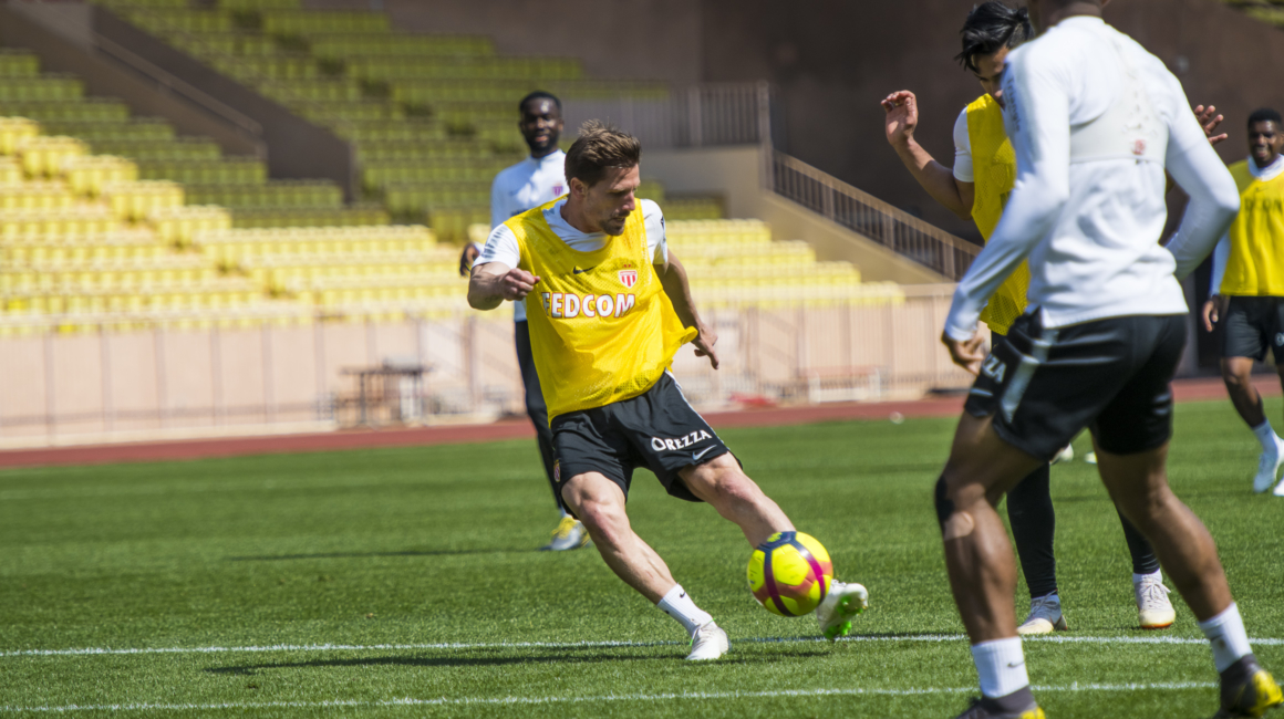 """Adrien Silva: """"Continue to persevere"""""""