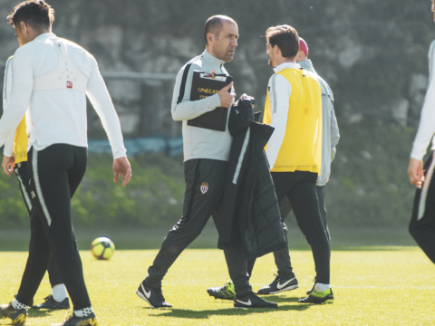 "Leonardo Jardim: ""We depend on ourselves"""