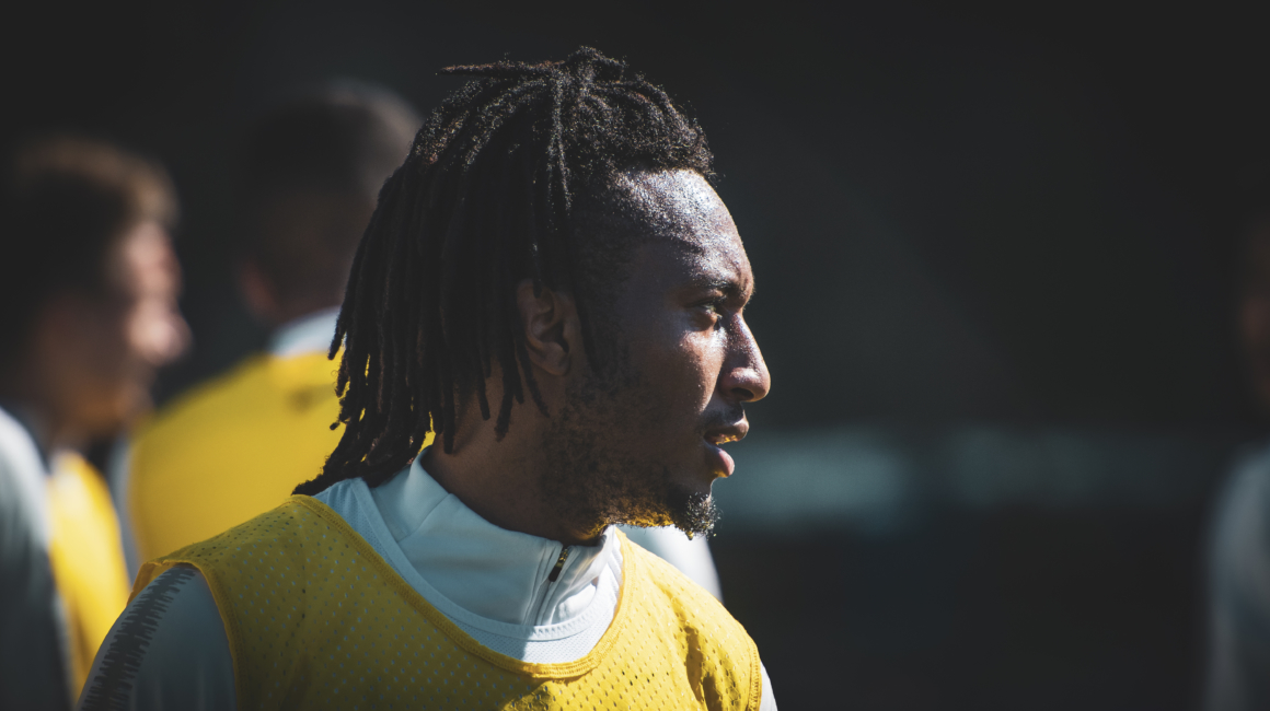 "Gelson Martins: ""Give our maximum"""