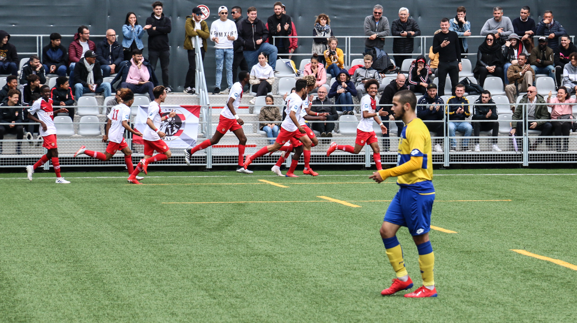 U17 : AS Monaco 4-1 FC Sochaux