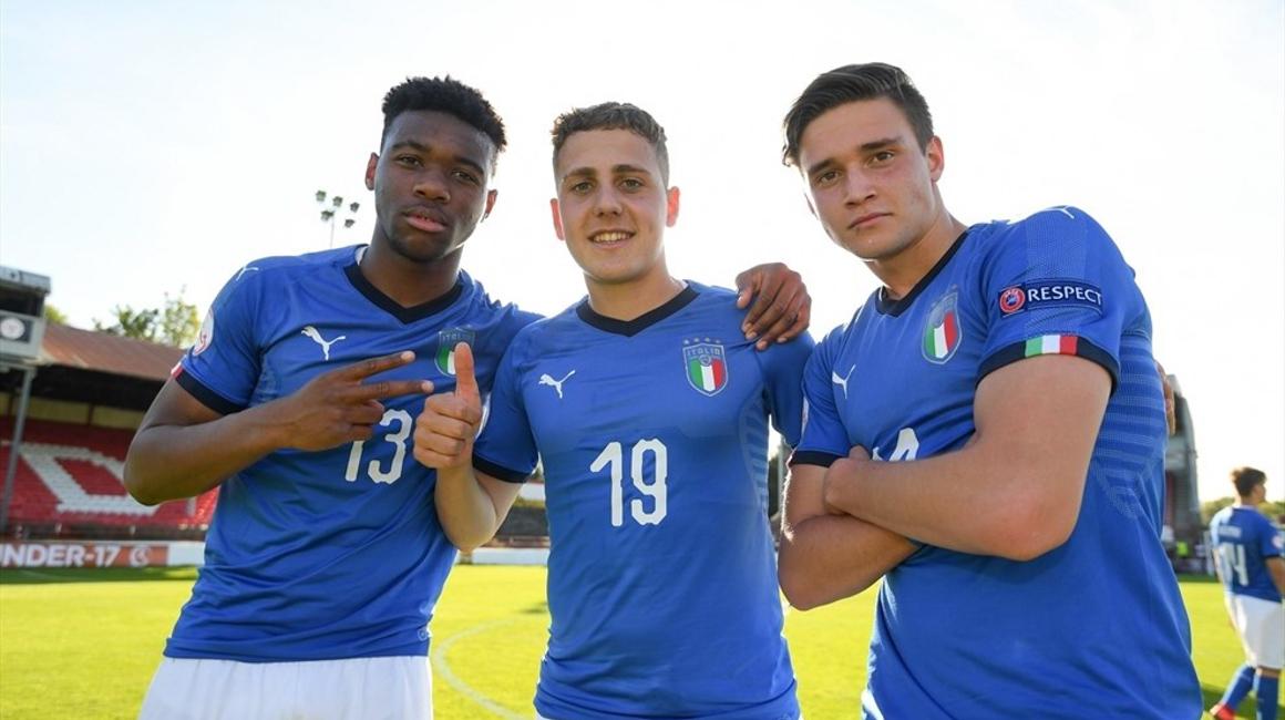 EURO U17 : L'Italie et l'Espagne en demi-finales