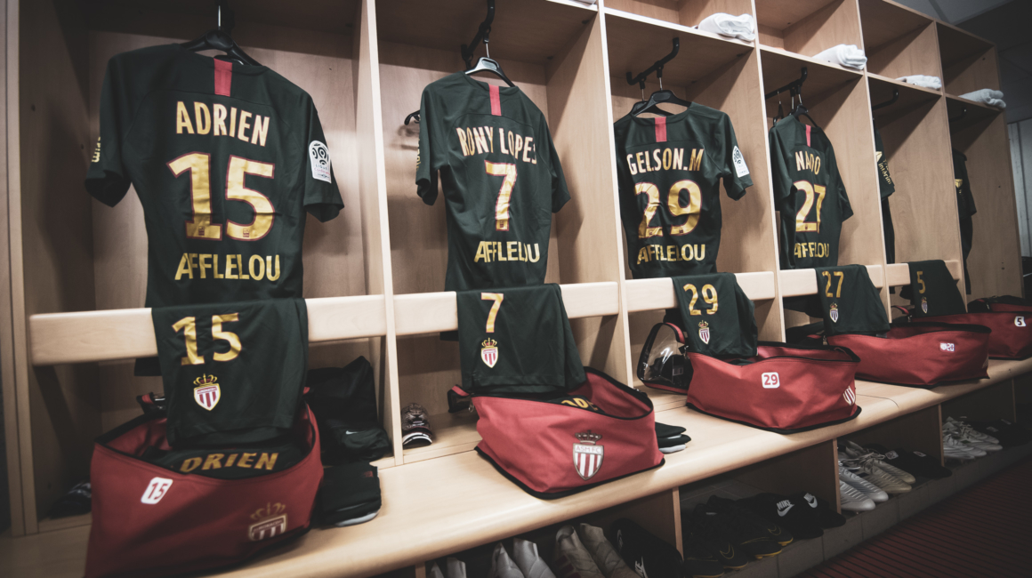 Le XI de départ face à Rennes