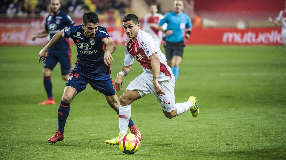 AS Monaco to open season against Olympique Lyonnais