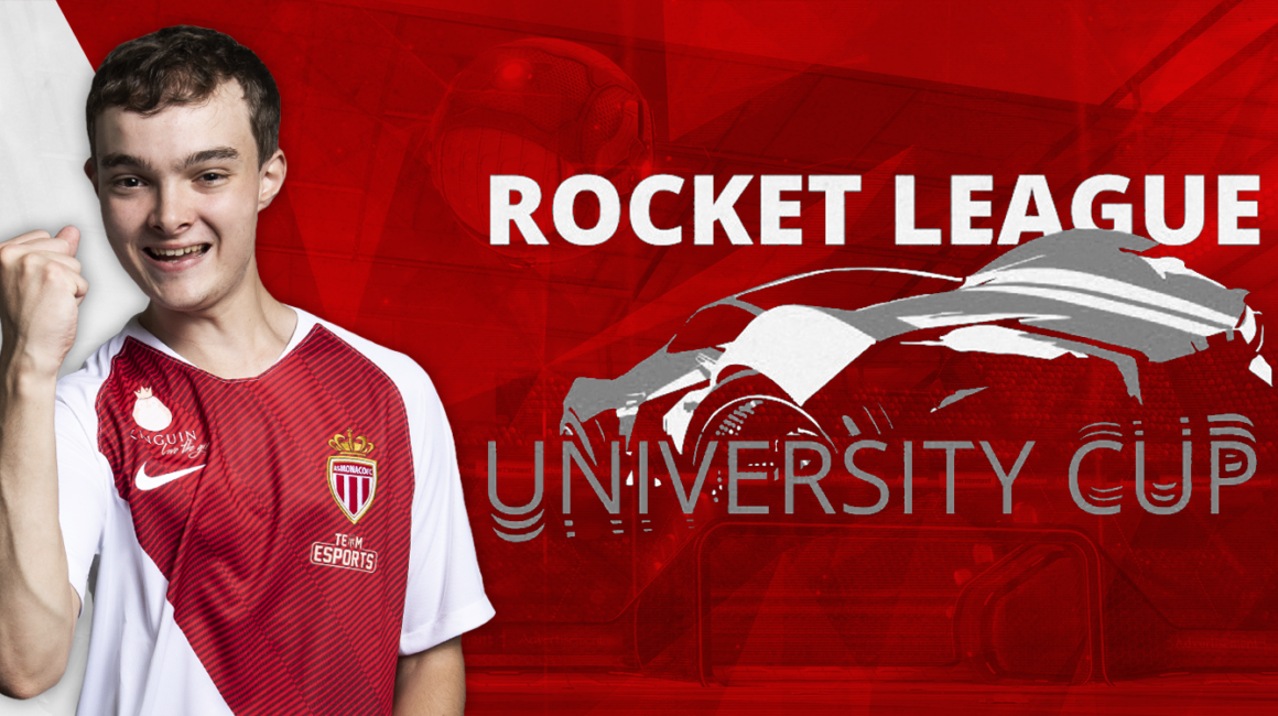 L'AS Monaco remporte la Rocket League University Cup