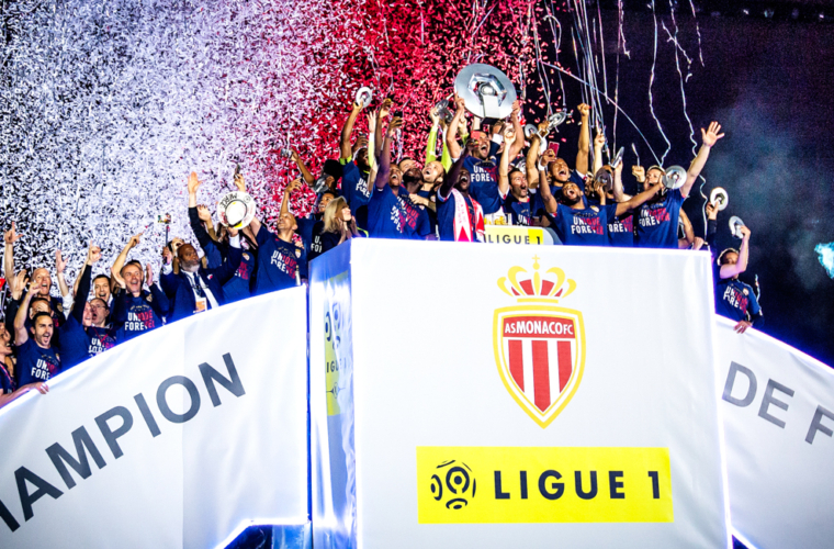 AS Monaco among the best teams of the decade