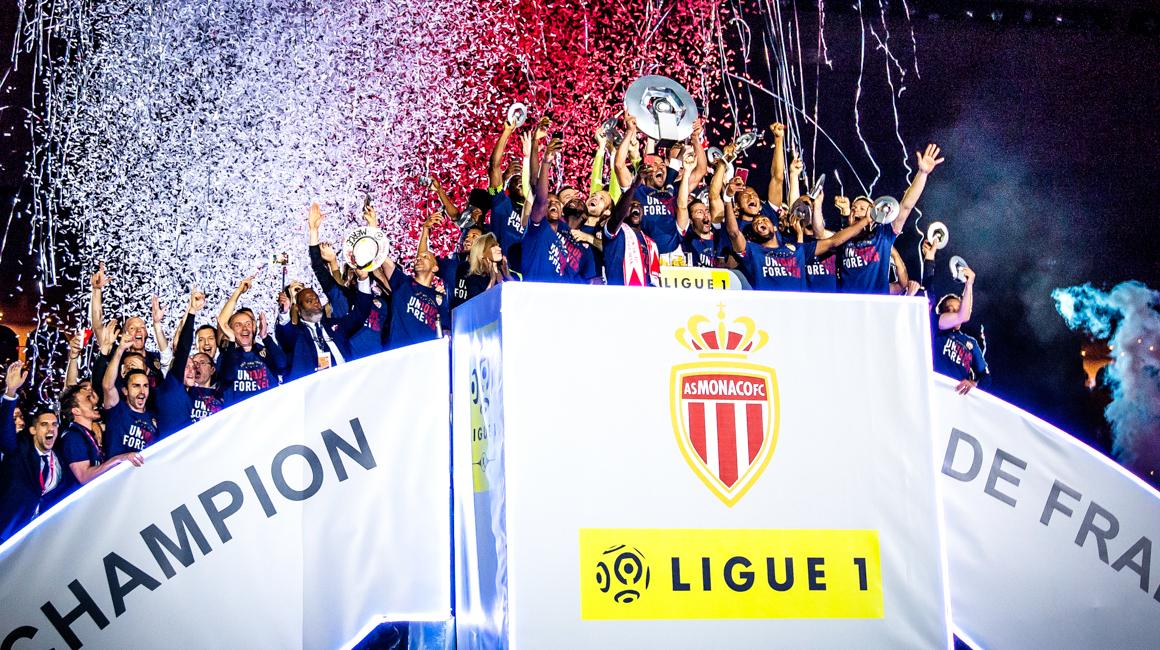 O AS Monaco entre as melhores equipes da década