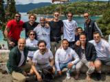 Chaleureuses retrouvailles pour les anciens Rouge et Blanc en Grèce