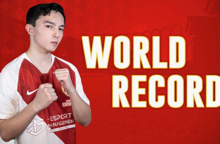 Record du monde pour Zorkcham