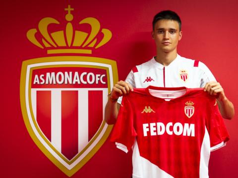 Nicolò Cudrig rejoint l'Academy