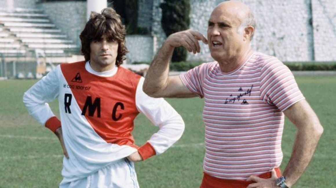 When Lucien Leduc put AS Monaco on the map in France