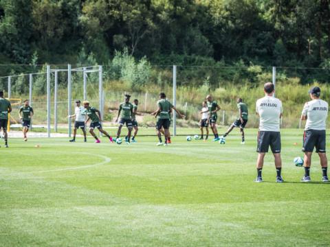 Le XI de départ pour affronter Porto