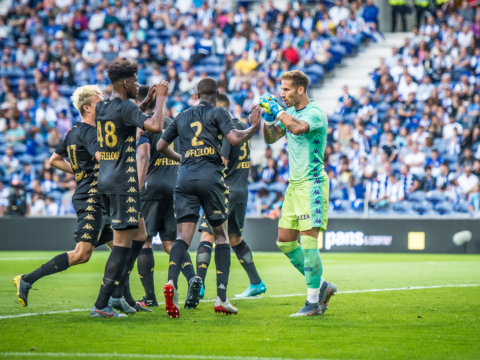 L'AS Monaco s'impose face au FC Porto (0-1)