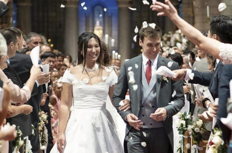 Le Club adresse ses félicitations aux mariés