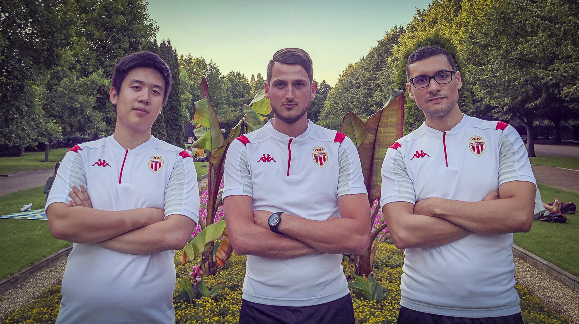 "AS Monaco Esports Team Compete at The Super Smash Bros Tournament, ""Albion 4"""