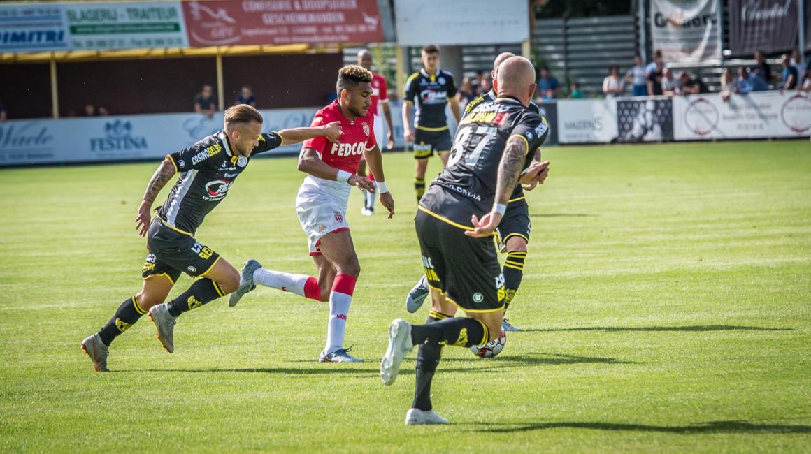 Jordi Mboula en prêt à Huesca