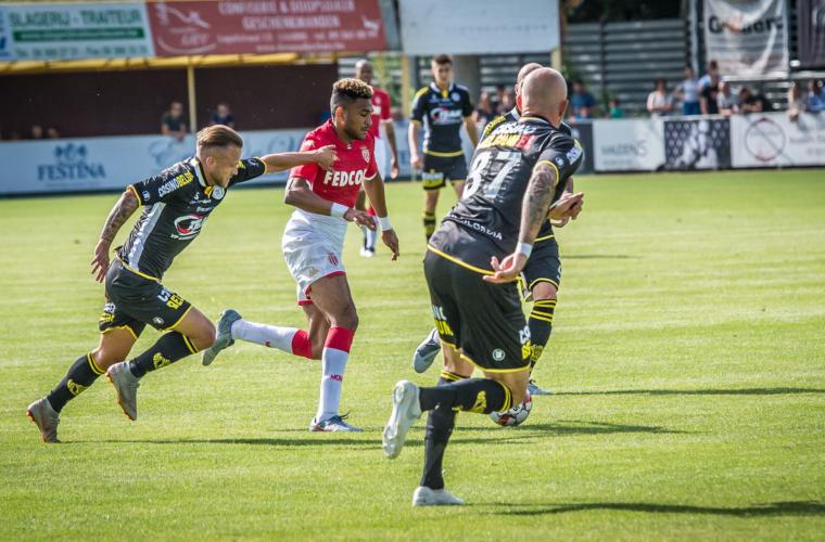 COMPTE-RENDU : Lokeren 5-0 AS Monaco