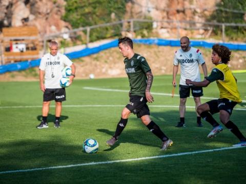 David Colina à l'Hajduk Split