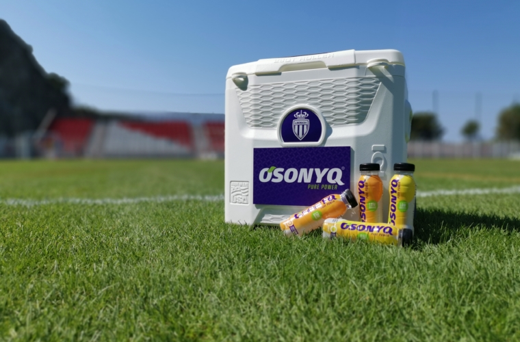 Osonyq becomes official supplier of AS Monaco