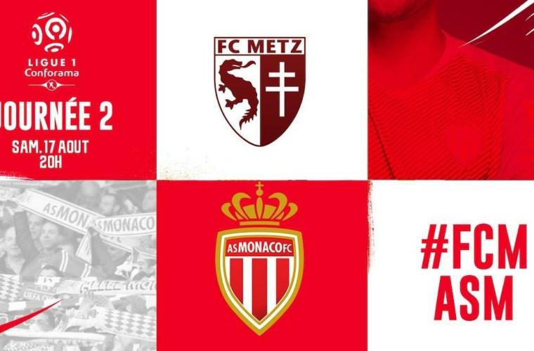 Premier déplacement de la saison à Metz
