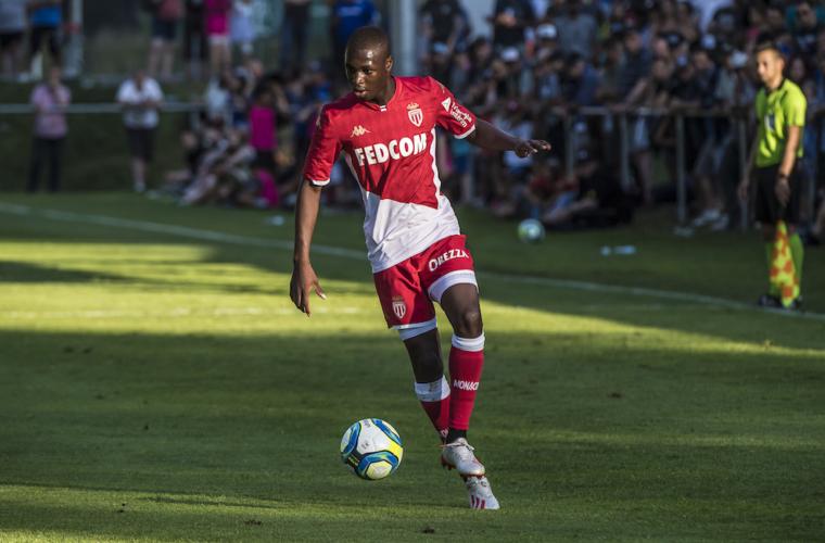 Vitória do AS Monaco contra o Valencia (1x0)