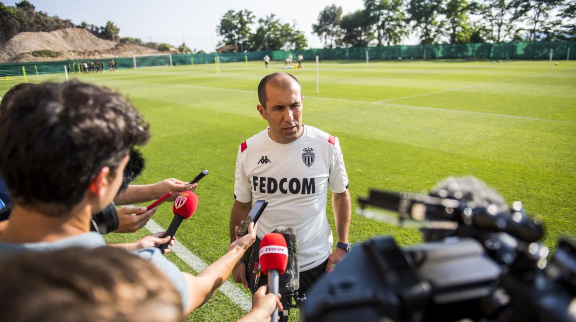 Leonardo Jardim : «Tous concernés par cette nouvelle saison»