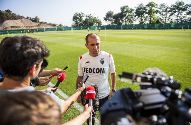 """Leonardo Jardim : """"Tous concernés par cette nouvelle saison"""""""