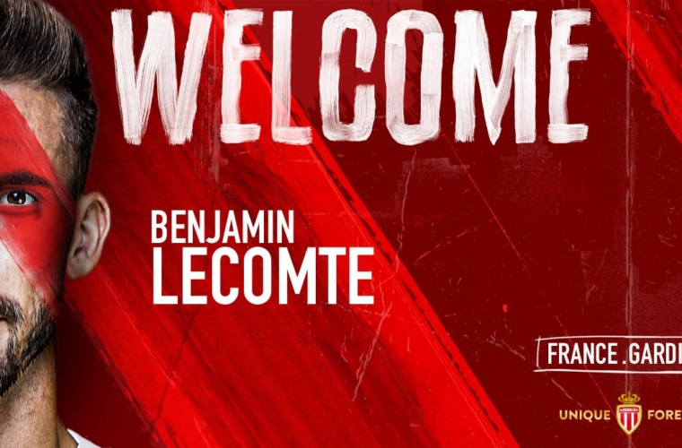 Benjamin Lecomte Comes to AS Monaco
