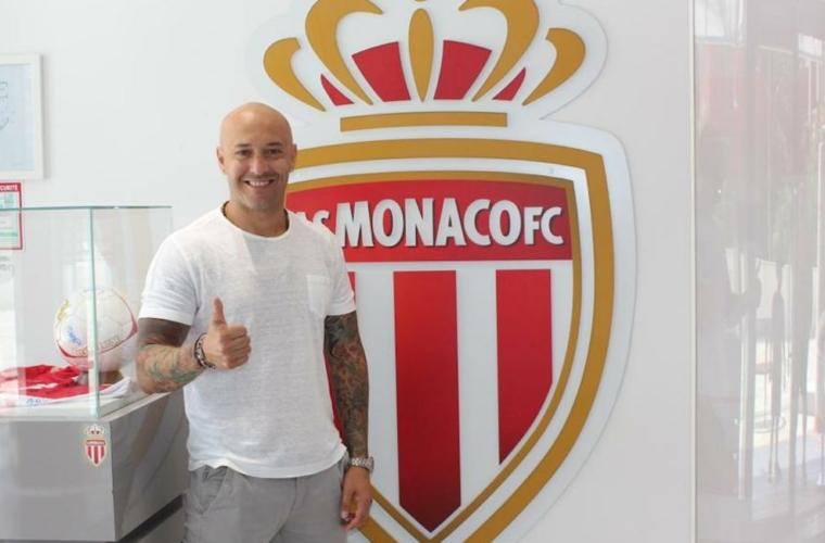Javier Chevanton en visite à Monaco